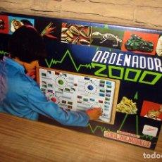 Jogos educativos: ORDENADOR 2000, DE GRAINES - NUEVO Y PRECINTADO - AÑOS 70. Lote 272965593