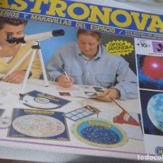 Juegos educativos: ASTRONOVA.MEDITERRANEO.. Lote 273179388