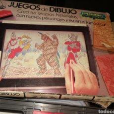 Jogos educativos: GEYPER JUEGOS DE DIBUJO. Lote 273547488