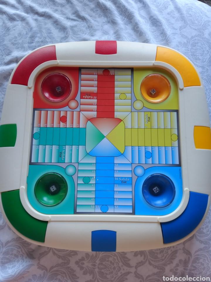 PARCHÍS OCA MAGNETICO 90S (Juguetes - Juegos - Educativos)