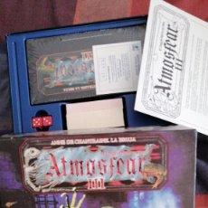 Juegos educativos: CONTINUACION ATMOSFEAR III ANNE DE CHANTRAINE LA BRUJA CON VIDEO BORRAS SIN ESTRENAR. Lote 276405818