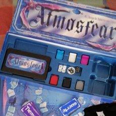 Juegos educativos: ATMOSFEAR EL GATEKEEPER CON VIDEO BORRÁS 1992 JUEGO MASTER. Lote 276406393