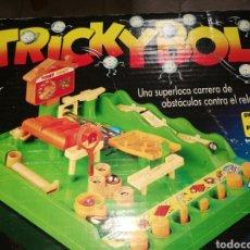 Juegos educativos: TRIKYBOL BIZAK PRECION ENVIO INCLUIDO. Lote 277195838