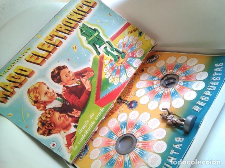 CEFA. EL MARAVILLOSO MAGO ELECTRÓNICO. PRIMERA EDICIÓN (Juguetes - Juegos - Educativos)