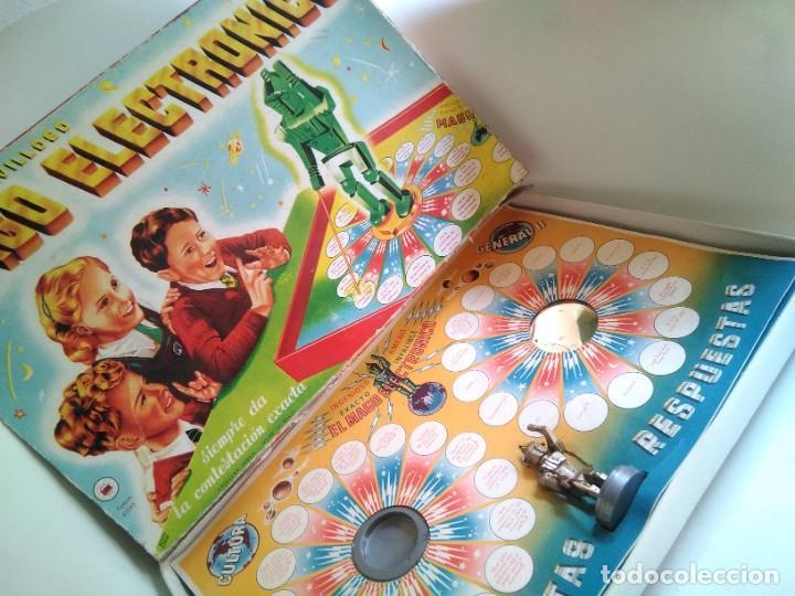 Juegos educativos: CEFA. El maravilloso mago electrónico. Primera edición - Foto 5 - 278425463