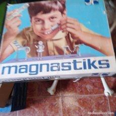 Juegos educativos: MAGNASTIKS - JUEGO DE CONSTRUCCIÓN MAGNÉTICO - JUGUETES RACIONALES. Lote 279408998