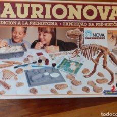 Juegos educativos: SAURIONOVA. Lote 286788868