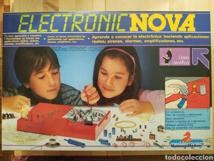ELECTRONIC NOVA (Juguetes - Juegos - Educativos)