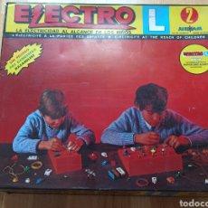 Juegos educativos: ELECTRO L INCOMPLETO Y SIN INSTRUCCIONES.. Lote 288609833