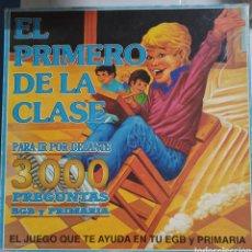 Juegos educativos: EL PRIMERO DE LA CLASE. FALOMIR. Lote 290301998