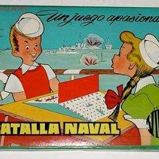 Juegos de mesa: ANTIGUO JUEGO DE MESA - BATALLA NAVAL. Lote 26512160