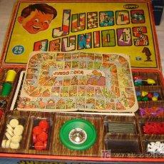 Juegos de mesa: ANTIGUO JUEGO REUNIDOS. Lote 4660387