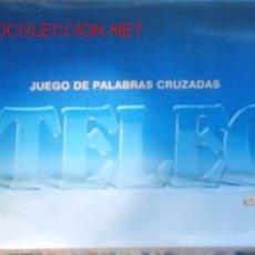Juegos de mesa: JUEGO INTELECT DE CEFA. Lote 26315099