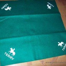 Juegos de mesa: TAPETE DE FIELTRO BRANDY TERRY.. Lote 22543905