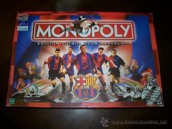 Futbol Park Edicion Vyiyb6mf7g Monopoly Barcelona Juegos De Comprar Club fvY7b6gy