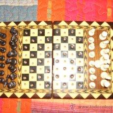 Juegos de mesa: CAJA AJEDREZ. Lote 24876733