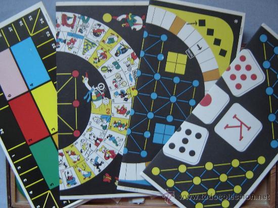 Juegos de mesa: JUEGOS REUNIDOS GEYPER - 25 - AÑOS 70 CASI COMPLETOS!!!! - Foto 3 - 23029948