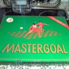 Juegos de mesa: JUEGO DE MESA MASTERGOAL. Lote 25781131