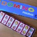 Juegos de mesa: ANTIGUO DOMINO INFANTIL DE BORRAS. Lote 27146381
