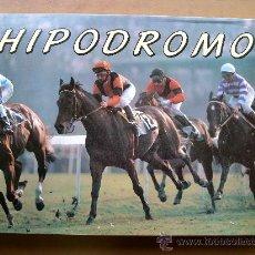 Juegos de mesa: JUEGO DE MESA HIPODROMO DE DALMAU CARLES. Lote 27065334