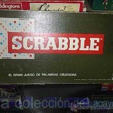 Juegos de mesa: SCRABBLE DE BORRAS. Lote 18263646