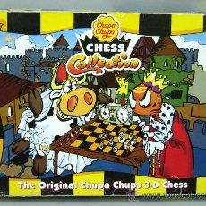 Juegos de mesa: AJEDREZ CHUPA CHUPS CHESS COLLECTION . Lote 109272023