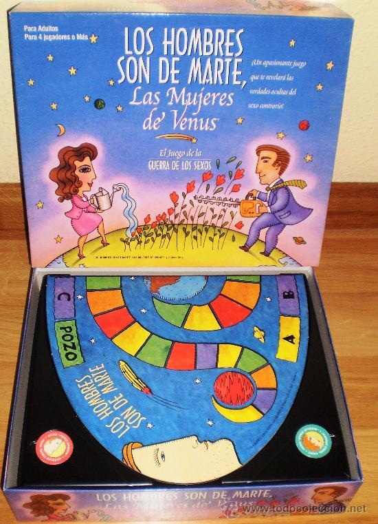 Los Hombres Son De Marte Y Las Mujeres De Ven Comprar Juegos De