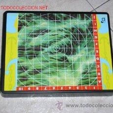 Juegos de mesa: ANTIGUO LOS BARQUITOS JUEGO PARA VIAJE. Lote 19458006