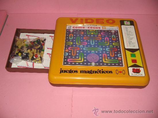 Videojuegos Magneticos Comprar Juegos De Mesa Antiguos En