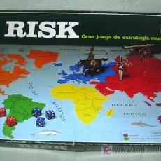 Juegos de mesa: JUGUETES BORRÁS - RISK. Lote 71026566