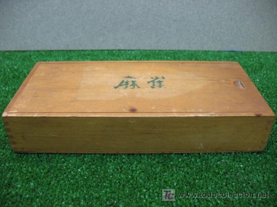 Juegos de mesa: DOMINO CHINO MAH JONGG - Foto 4 - 19859396