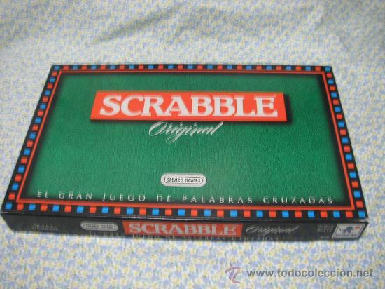 Scrabble Comprar Juegos De Mesa Antiguos En Todocoleccion 22531609