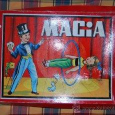 Juegos de mesa: JUEGO DE MAGIA BORRAS CON LITOGRAFIA SABATES AÑOS 60. Lote 26405245