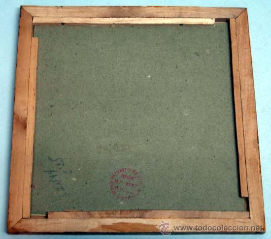 Juegos de mesa: Tablero parchís cartón y madera años 60 - Foto 2 - 20600475