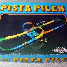 Juegos de mesa: PISTA PILEN, SIN COCHES, 1970S, EN . Lote 20802675