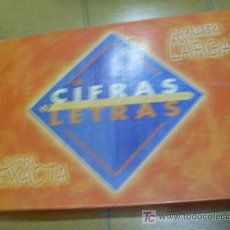 Juegos de mesa: CIFRAS Y LETRAS (LE1). Lote 20938752