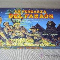 Juegos de mesa: JUEGO DE MESA, LA VENGANZA DEL FARAON, FABRICADO POR JUMBO. Lote 21905241