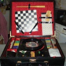 Juegos de mesa: MALETIN JUEGO POKER. Lote 26497518