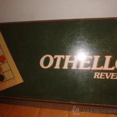 Juegos de mesa: JUEGO OTHELLO DE DISET. Lote 22594111