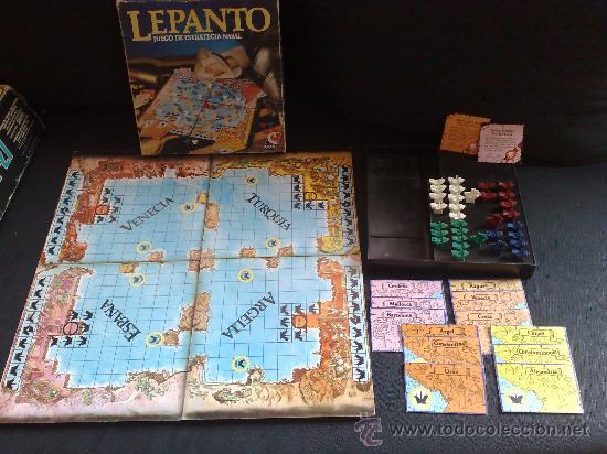 Juego De Mesa Anos 80 Lepanto Version Standard Comprar Juegos De