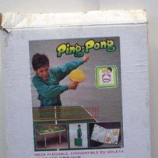 Juegos de mesa: PING -PONG DE CHICOS. Lote 23052118