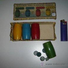 Juegos de mesa: PARCHIS . Lote 26325998