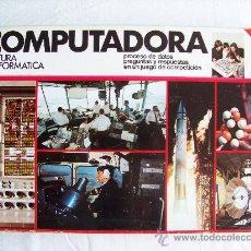 Juegos de mesa: COMPUTADORA DE DISET. Lote 26803055