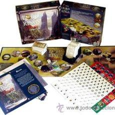 Juegos de mesa: EL SEÑOR DE LOS ANILLOS TRIVIAL.. Lote 27236614