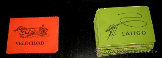 Juegos de mesa: ANTIGUO JUEGO DE CARRERAS DE CUADRIGAS - BEN-HUR - JUGUETES BORRAS MATARO - COMPLETO Y ORIGINAL - AÑ - Foto 9 - 26340941