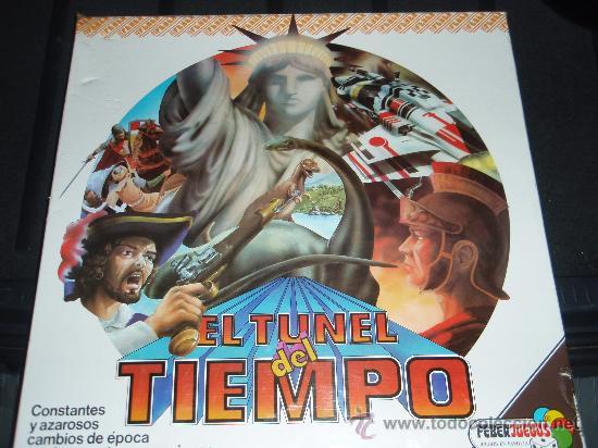 El Tunel Del Tiempo Feber Juegos Juego De M Comprar Juegos De