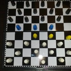 Juegos de mesa: ESTUCHE DE JUEGO DE DAMAS.. Lote 24746698