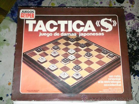 Tactica S De Geyper Reto Oriental Comprar Juegos De Mesa Antiguos