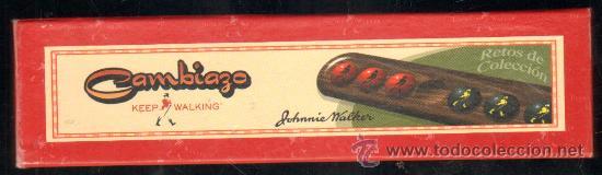 Juego Cambiazo De Johnnie Walker Retos De Colec Comprar Juegos De