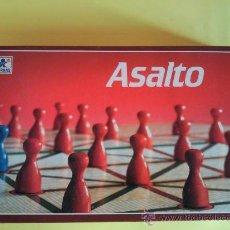 Juegos de mesa: ASALTO. JUEGO DE MESA DE BORRAS. Lote 27046218